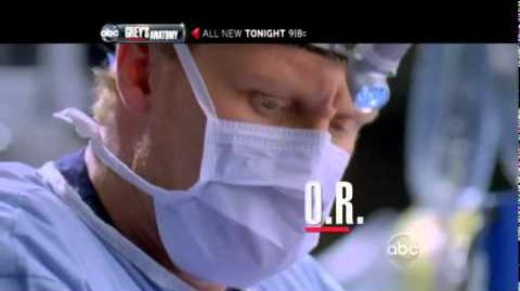 Grey's Anatomy 7x10 - Adrift and at Peace - Promo
