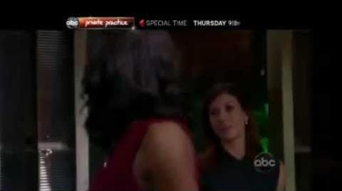 Private Practice 4x16 - PROMO - Love and Lies