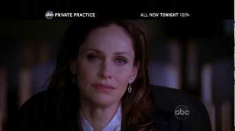 Private Practice 3x21 Promo