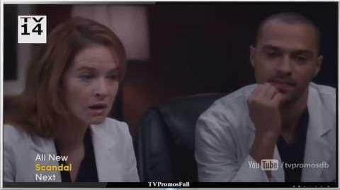"""Grey's Anatomy 10x16 Promo """"We Gotta Get Out Of This Place"""" Season 10 Episode 16"""