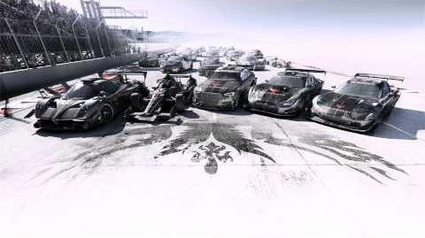 GRID Autosport Soundtrack - Full Mix (OST)