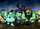 Hector Skarr Hoss Zombies