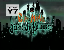 Billy & Mandy's Jacked-Up Halloween Titlecard