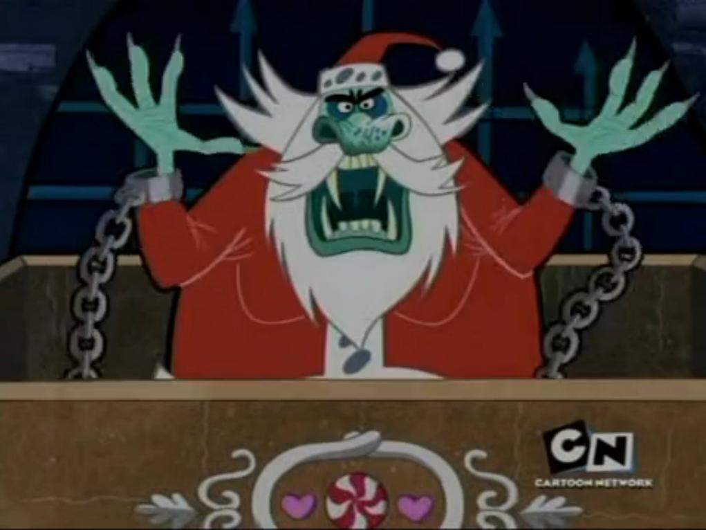 Santa Claus (The Grim Adventures of Billy & Mandy) | The Grim ...