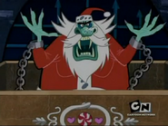 Santa Vampire