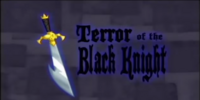 Terror of the Black Knight