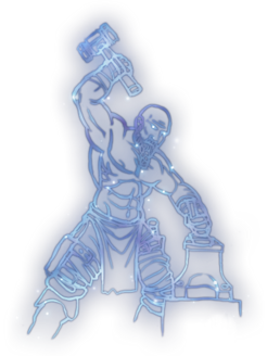 Targo the Builder Constellation Icon