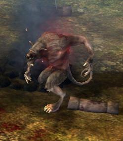 Scavenger - beast