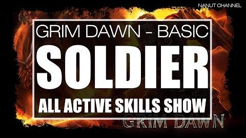 Soldier All Active Skills