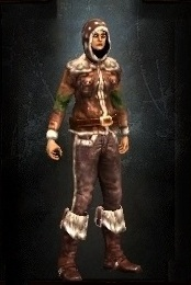 Explorer's Garments Set