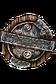 Improvised Round Shield Icon