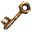 Strange Key Icon