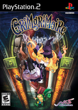 Grim Grimoire Boxart