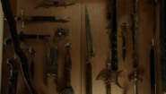613-View from inside of weapons cabinet