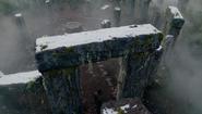 611-Druid temple overhead view