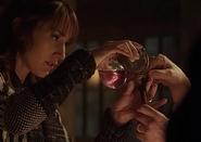 415-Rosalee fills jumbo dart