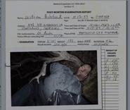 416-William Ashford Post-Mortem Exam Report
