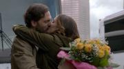 213-Rosalee and Monroe kiss