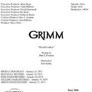 416 script cover