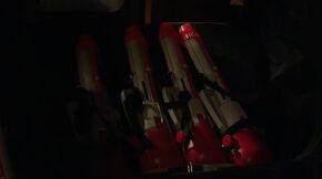 413-Flame Retardant Super Soakers CPS 2500