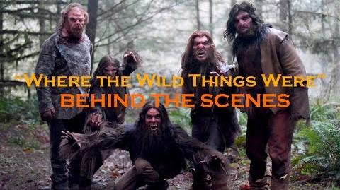 "Grimm - ""Where the Wild Things Were"" - Behind the Scenes (2)"
