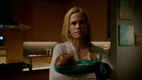 318-Adalind and her baby