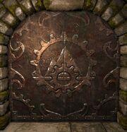 Iron door ig