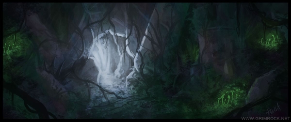 File:Legend of grimrock plant cave concept 01.jpg