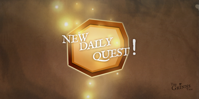 New Daily Quest