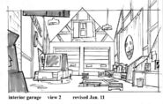 Concept Art of the Garage2