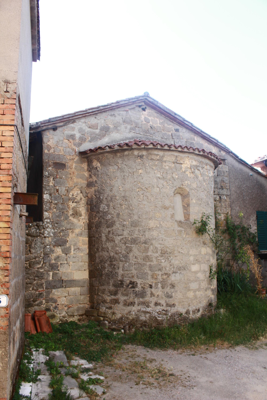 Image chiesa di san lorenzo arcidosso abside jpg - Dimensione casa grosseto ...