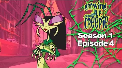 Growing Up Creepie - S1 Ep 4 - Bug It On! The Case of the Mysterious Moth