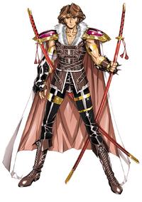 Growlanser IV Magnus