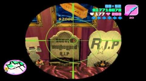 GTA Vice City - Misterio 001 - Funeraria Romero