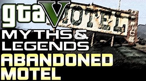 GTA V Myth Investigations - Case 3 Abandoned Motel-0