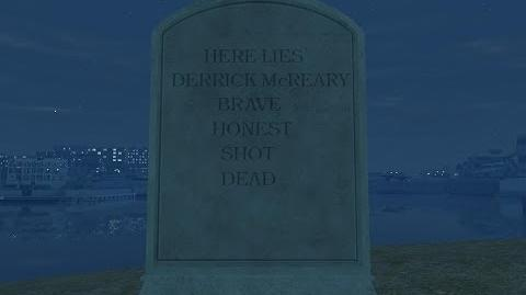 ★ GTA IV Myths - Ghost gravestone and the 600 years old man
