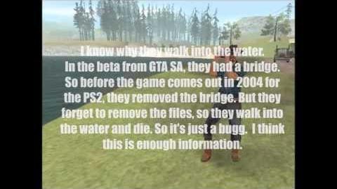 GTA San Andreas Myths & Legends Suicidal Photographers Myth 1 HD