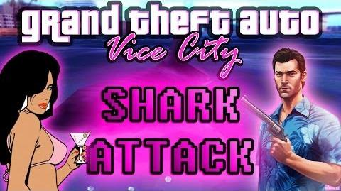 GTA Vice City Myths & Legends Shark Attack-1