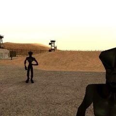 Aliens in Area69