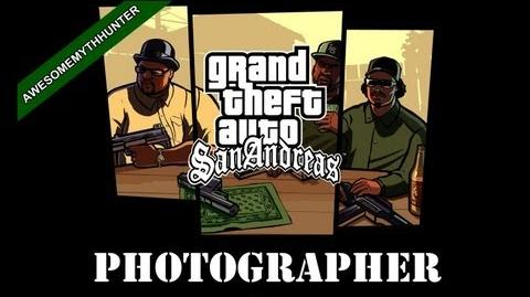 GTA San Andreas Myths & Legends -Suicidal Photographer HD-0