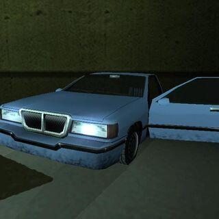 The rare car spawn glitch.