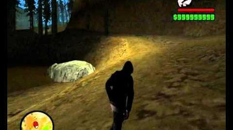 GTA SA myth Weird call and Piggsy with a Chainsaw!-0