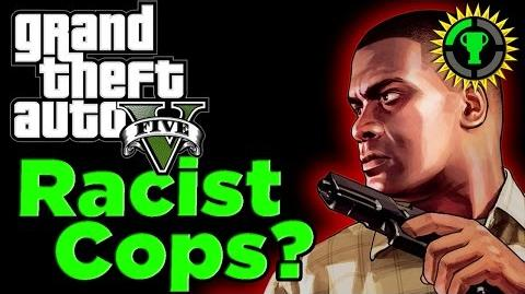 Game Theory Are GTA V Cops Racist? (Grand Theft Auto V)