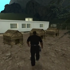 Doghouses in GTA SA.