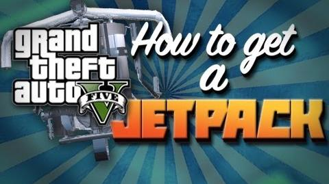 Most famous jetpack video