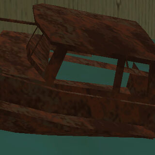 The Prawn Island Wrecked Reefer