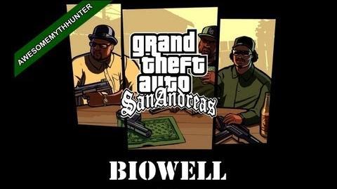 GTA San Andreas Myths & Legends -Biowell HD