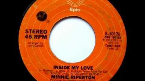 MINNIE RIPPERTON INSIDE MY LOVE