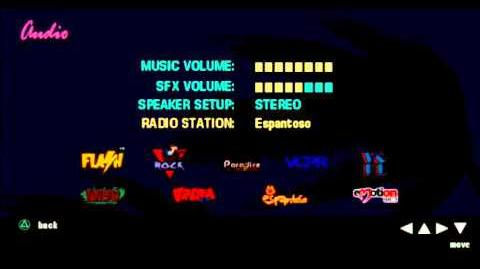 Grand Theft Auto Vice City Stories Radio- Radio Espantoso