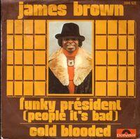 JamesBrown-FunkyPresident